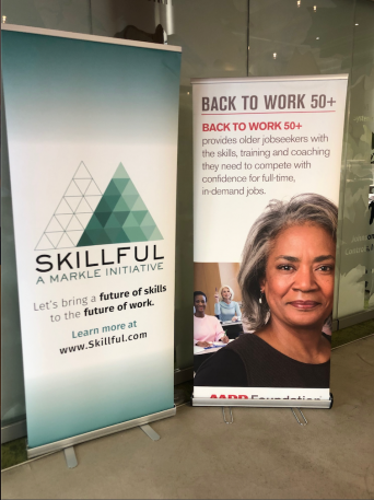 Skillful and AARP Foundation
